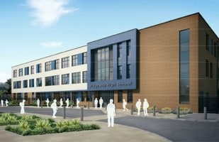 Cara Secures 5th Priority School for Morgan Sindall