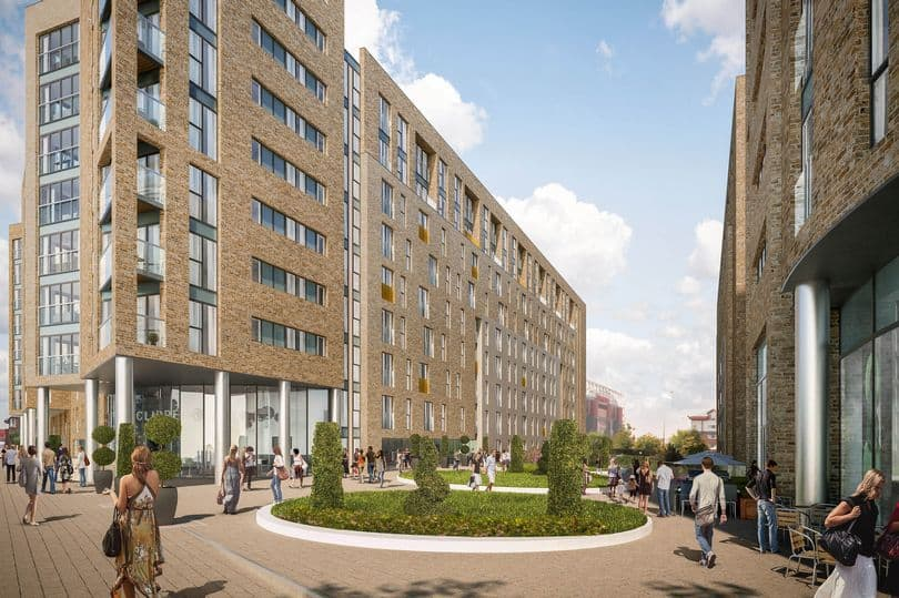 Cara Civil Engineering Secures Clippers Quay External Works