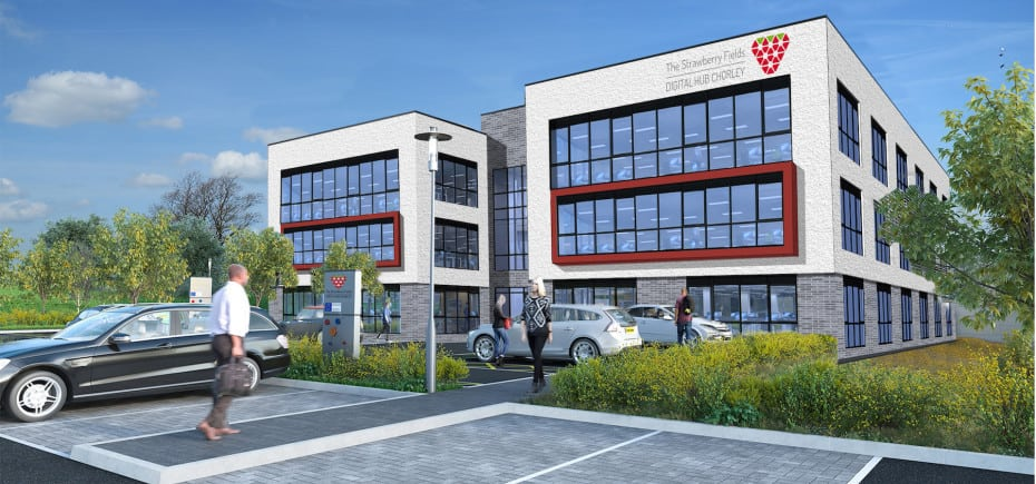 Cara Brickwork Selected by Willmott Dixon for Chorley Digital Business Park
