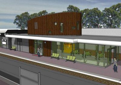Ainsdale Train Station