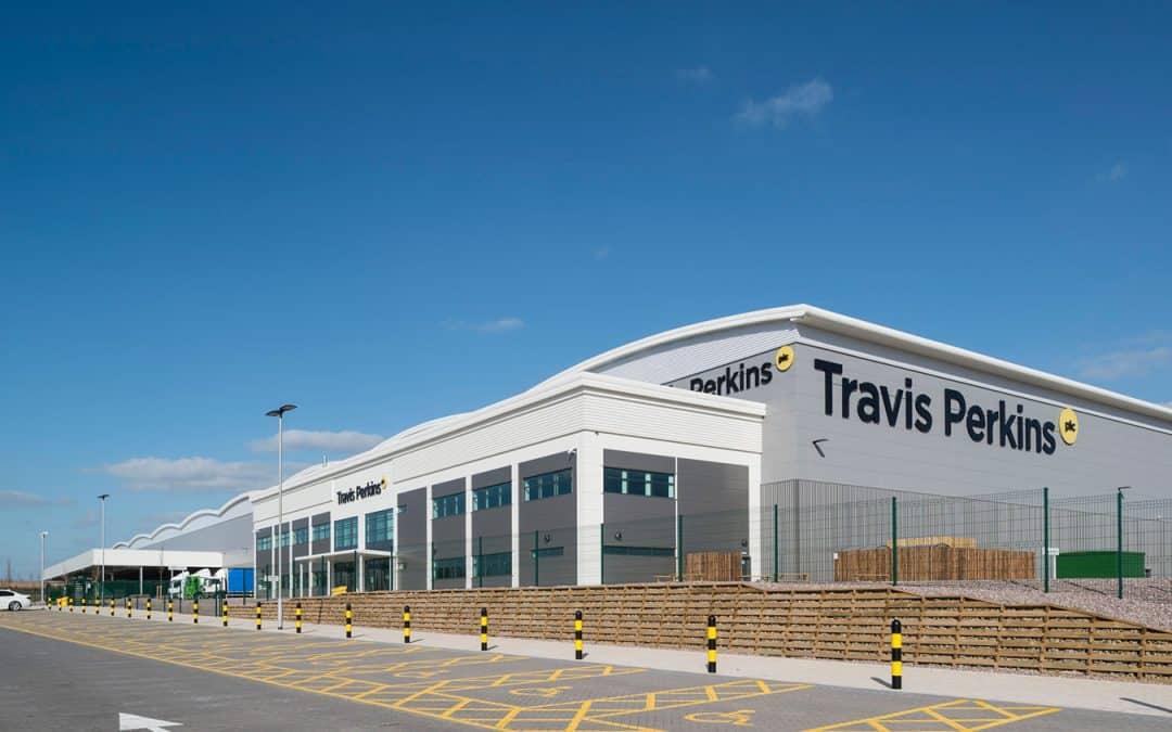 Travis Perkins Logistics Centre