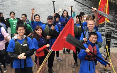 Chinese Dragon Boat Racing Festival 2018