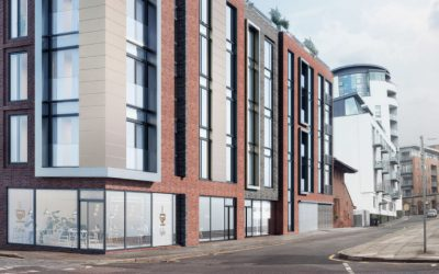 Cara Brickwork Secures Masonry Package With Crossfield Construction