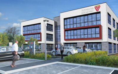 Cara Brickwork Selected by Willmott Dixon for Chorley Digital Business Park