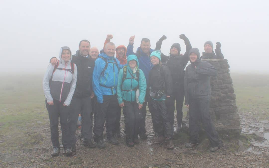 Yorkshire 3 Peaks Challenge Success