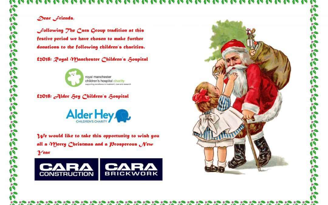 Merry Christmas from Everyone at Cara Group