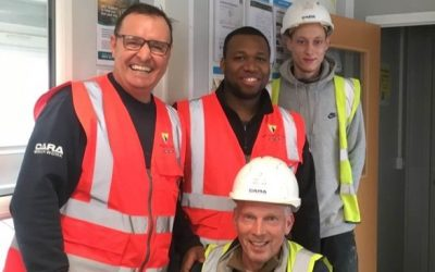 Quality Award Win for Cara Brickwork Employees