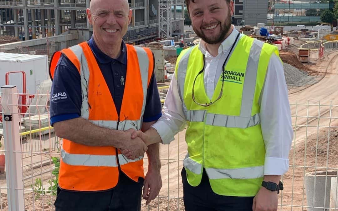 Another Safety Award for Cara Brickwork