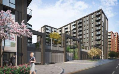 Middlewood Locks Phase 2 Success for Cara Brickwork