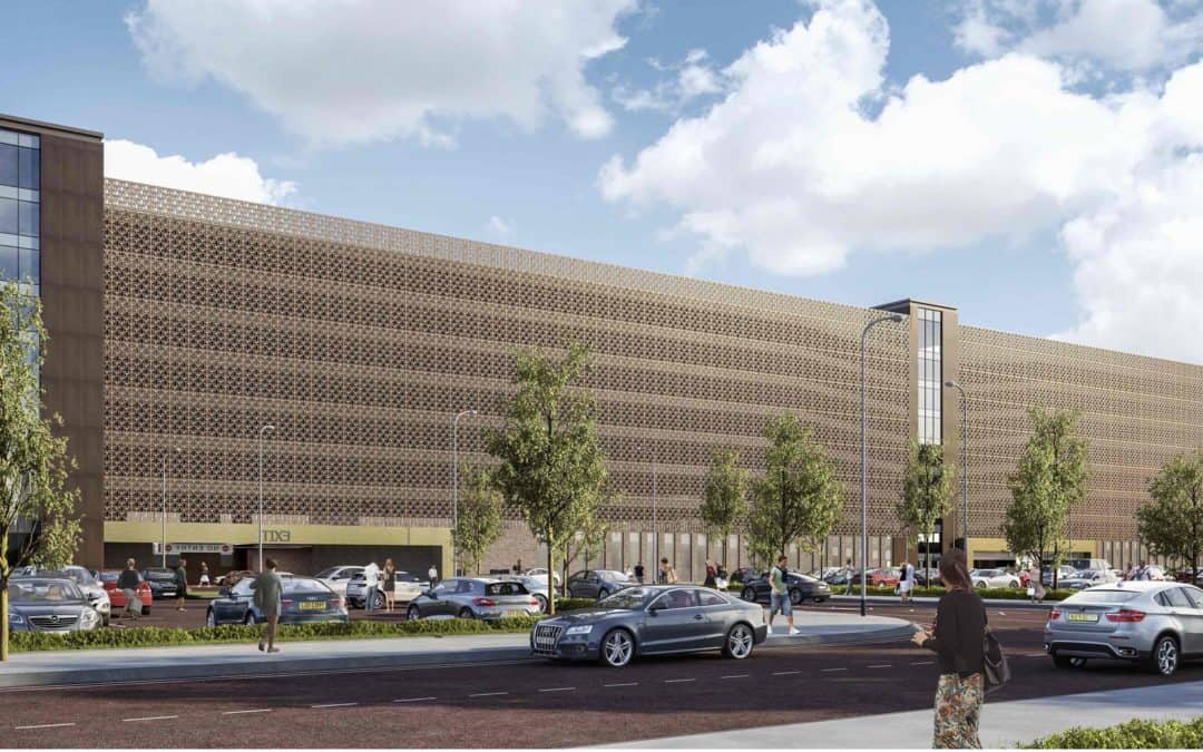 Kings Dock Car Park Brings Trio of Wins for Cara Group