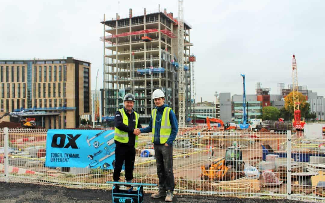 Starter Kits for Brickwork Apprentices