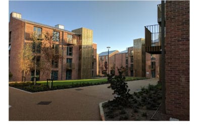 VITA Student Village Project Receives Prestigious Brick Award Nomination