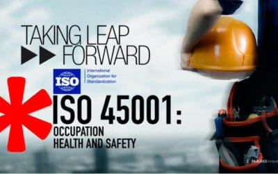 Successful ISO 45001 transition