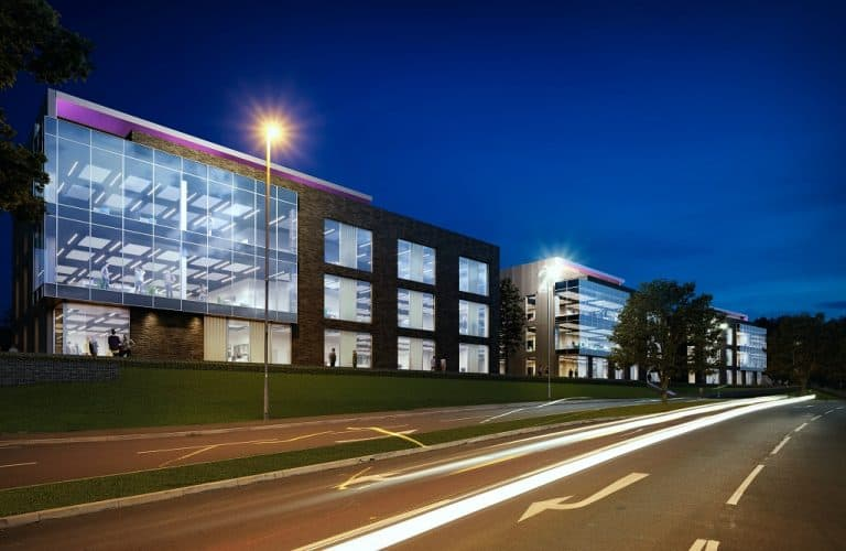 Willmott Dixon chose Cara Brickwork for Daresbury's Project Violet