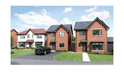 Cara awarded Masonry on  £47m Preston housing site