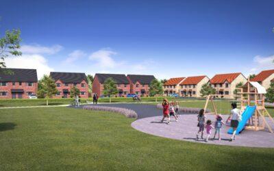 Engie awards Cara £16m Winsford homes