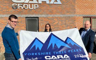 Cara are hitting the peaks