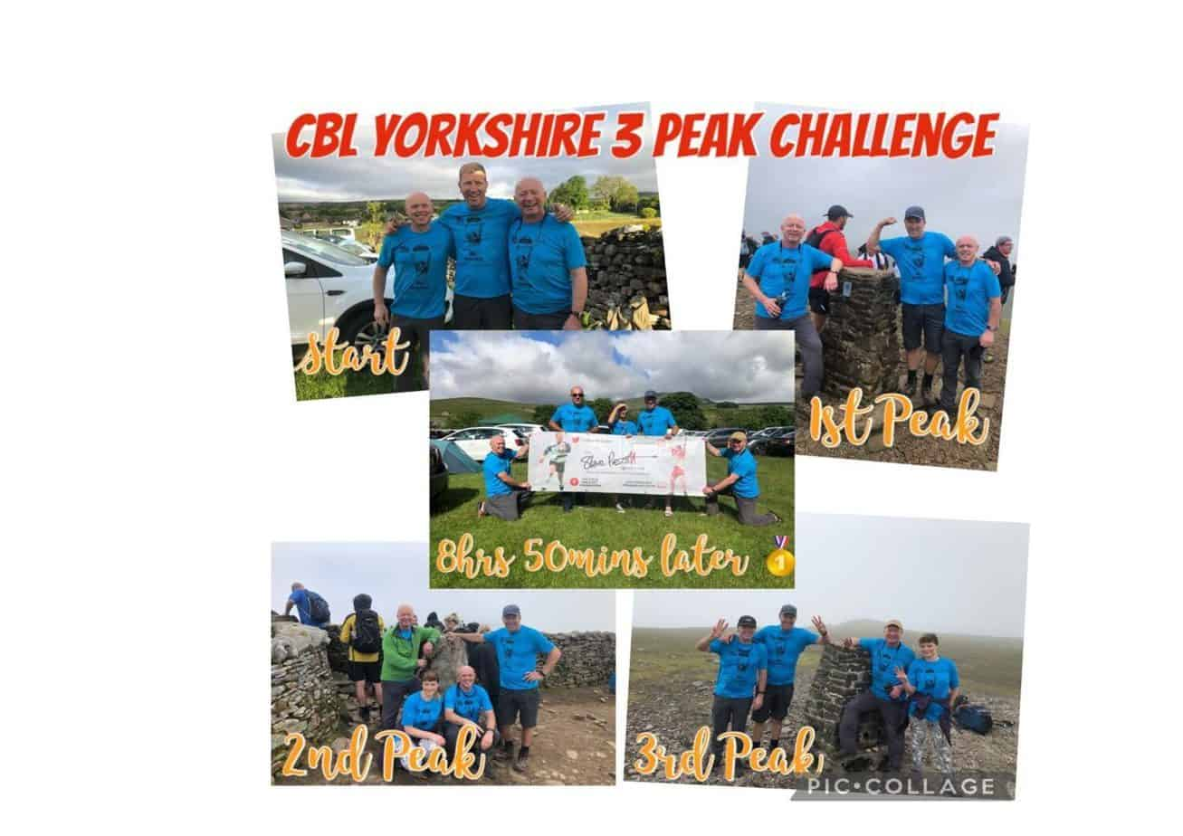 Cara Completes the Challenge